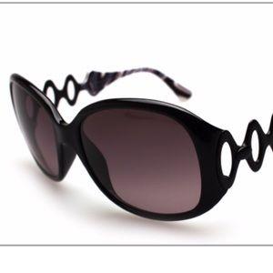 Emilio Pucci EP604S Black Sunglasses